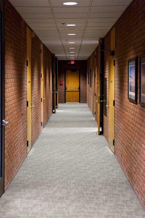 hallway  main entrance management education center