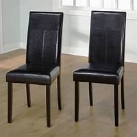parson dining chairs Faux Leather Parson Dining Chair, Set of 2 | eBay