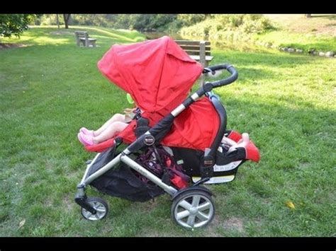 Britax Bready Stroller Review  Toddler & Infant Youtube