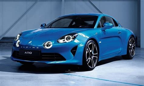 10 Cool Facts About The New Alpine A110 Sports Car