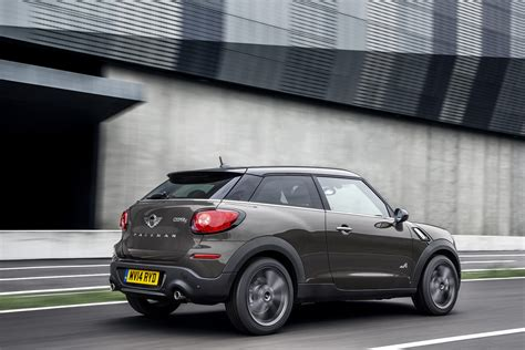 2018 Mini Paceman Gets A Countryman Inspired Facelift In