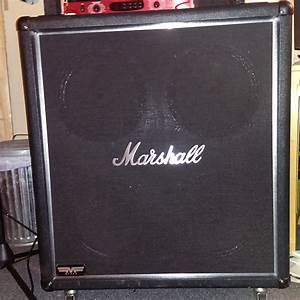 Marshall Mf400b Straight 400w 4x12 Celestion G12
