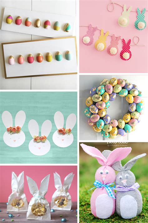 craft ideas easter the craft patch adorable easter crafts 1531