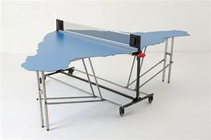 Easter Island Ping Pong Table - Bonjourlife