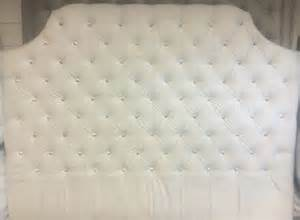 belgrave diamond tufted headboard with crystal buttons king