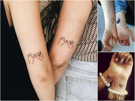 foto de Tatuaggi amicizia (Foto) Bellezza PourFemme