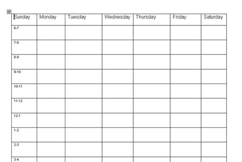 schedule planners academic support center
