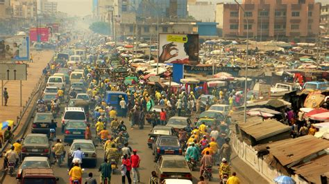 The Biggest Market In Benin And West Africa