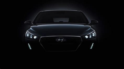Hyundai Car Wallpaper Hd by 2017 Hyundai I30 Teaser Wallpaper Hd Car Wallpapers Id