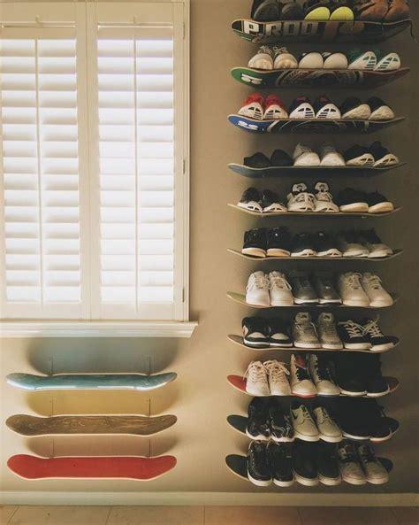 15 Clever DIY Shoe Storage Ideas