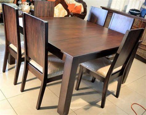Comedor cuadrado 6 sillas. Monegro s/r.   Hogar   Pinterest