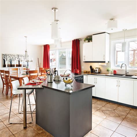 comptoir pour cuisine idees de comptoir cuisine moderne