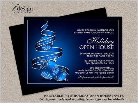 open house invitation template 11 free psd vector eps