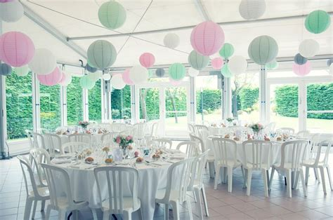 decoration mariage 32 best images about d 233 coration mariage on receptions paper lanterns and pastel