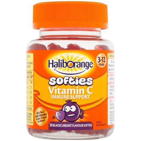 buy haliborange kids vitamin  immune softies