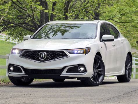acura tlx lease deals interior headlights