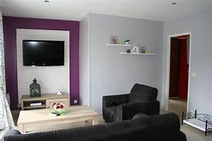 deco mur gris clair avec 1001 id es pour savoir quelle With quelle couleur avec le gris 3 1001 idees pour savoir quelle couleur pour un couloir
