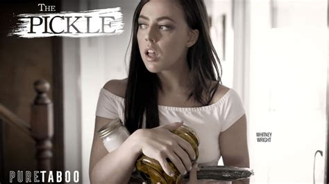 Whitney Wright Stars In Pure Taboos The Pickle