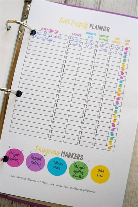 organize  life   fabulous  diy planners