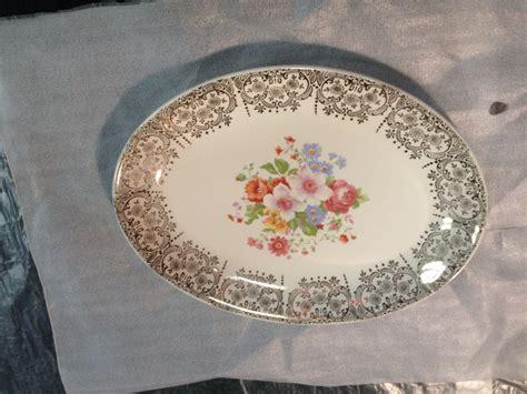royal monarch  quality china original warranted  kt gold artifact collectors
