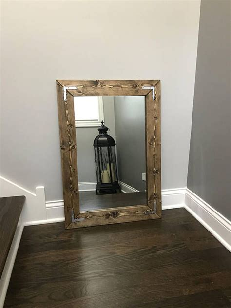 Country Bathroom Mirrors by Best 25 Farmhouse Mirrors Ideas On Farmhouse