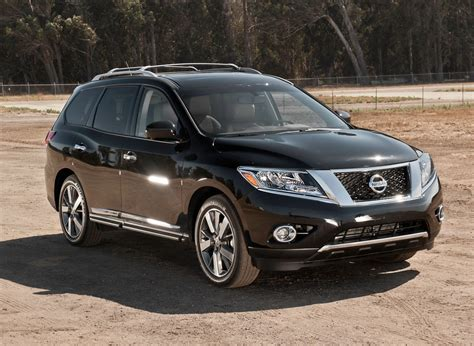 nissan pathfinder redesign  review
