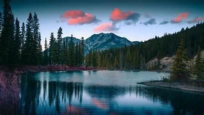 Nature Landscape Forest Mountains Lake 1080p 4k