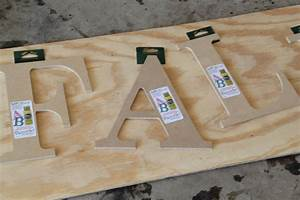 diy wooden family sign shanty 2 chic With small wooden letters hobby lobby