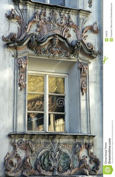 baroquewindows  images baroque architecture
