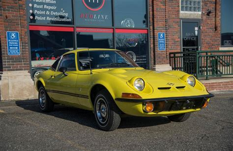 1970 Opel Gt For Sale by 1970 Opel Gt For Sale 2225562 Hemmings Motor News