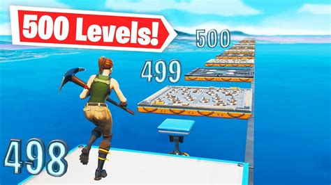 level default deathrun fortnite creative fortnite