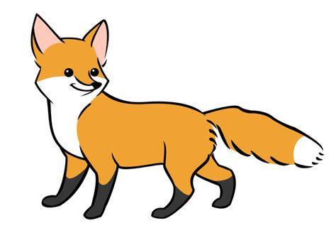 Vector Fox By Wolfypuppy On Clipart Library