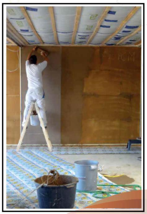 pannelli rivestimento legno posa a secco di pannelli interni in terra cruda