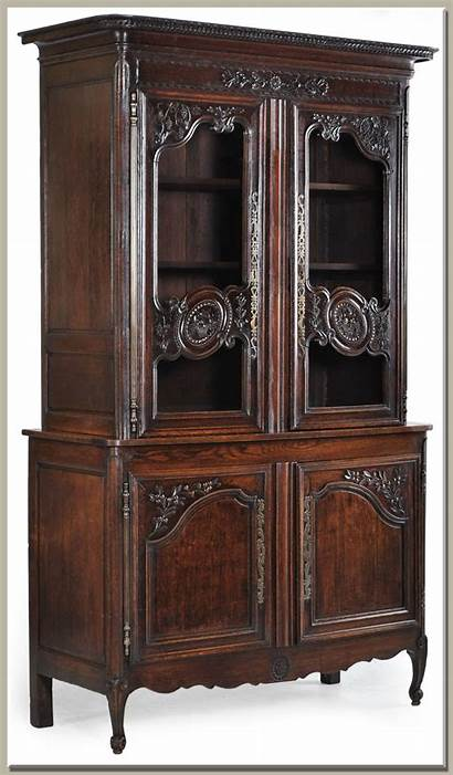 Buffet Antique Furniture Deux Corps French Country