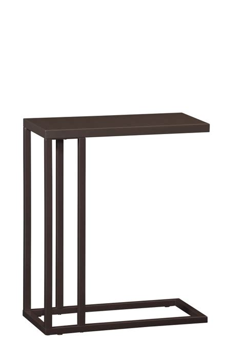 c shaped end table three c shaped end tables in budget midrange and