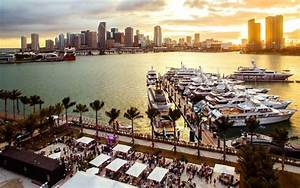 The Deck At Island Gardens Officially Opens On Miami39s