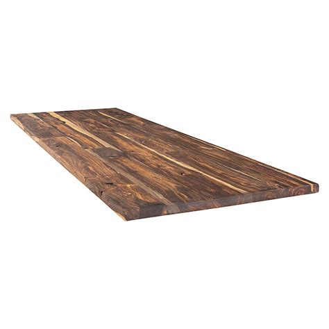 tischplatte 100 x 70 exclusivholz massivholzplatte senna natur ge 246 lt 200 x 63 5 x 3 cm 5378 arbeitsplatten