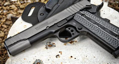 10 Taurus Guns, New and Old, That You Need to Know About