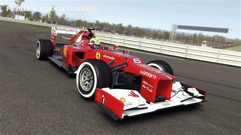 F1 2012 – Two New Previews – VirtualR.net – Sim Racing News