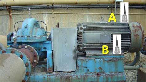 vibration analysis  identify equipment problems
