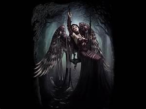 Download Free dark Wallpapers | angel Wallpaper ...