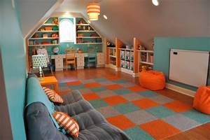 Zimmer Farben Jugendzimmer : jugendzimmer mit dachschr ge 35 ideen f r die gestaltung ~ Michelbontemps.com Haus und Dekorationen