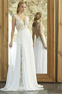 New arrival elegant summer beach wedding dresses 2015 with for Wedding dresses for the beach 2015