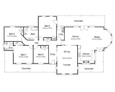 denison australian house plans