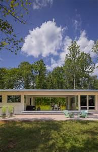 Dog Trot House, Charlottesville, VA - Modern - Exterior