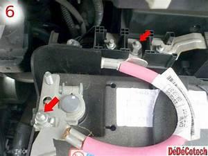 Amperage Pour Four : changer la batterie de d marrage sur renault sc nic iii tuto ~ Premium-room.com Idées de Décoration