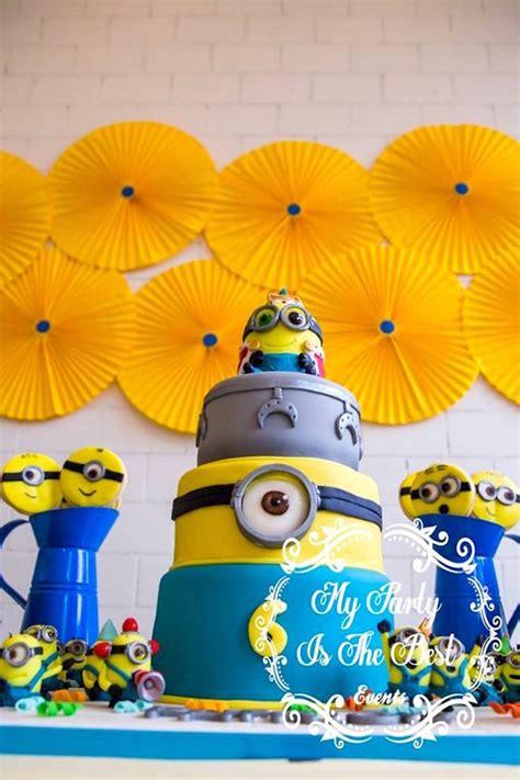 karas party ideas minions birthday party karas party ideas