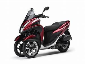 Scooter 3 Roues 125 : essai du scooter trois roues yamaha 125 tricity photo 15 l 39 argus ~ Medecine-chirurgie-esthetiques.com Avis de Voitures