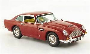 Aston Martin Miniature : aston martin db5 miniature rouge rhd beiges interieur vitesse 1 43 voiture ~ Melissatoandfro.com Idées de Décoration