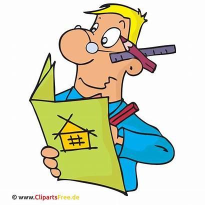 Clipart Cartoon Clip Kostenlos Architect Bild Berufe